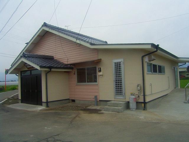 介護拠点施設 建築工事